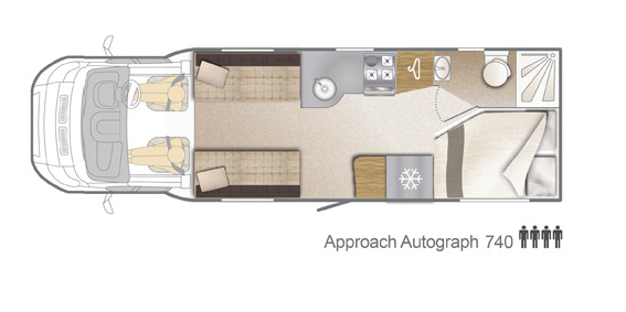 Creative Southdowns | New Motorhomes | 2015 Bailey Autograph ...