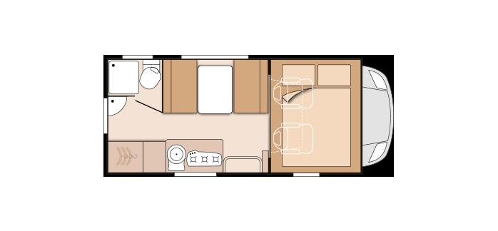 southdowns new motorhomes 2015 knaus sky traveller layouts. Black Bedroom Furniture Sets. Home Design Ideas