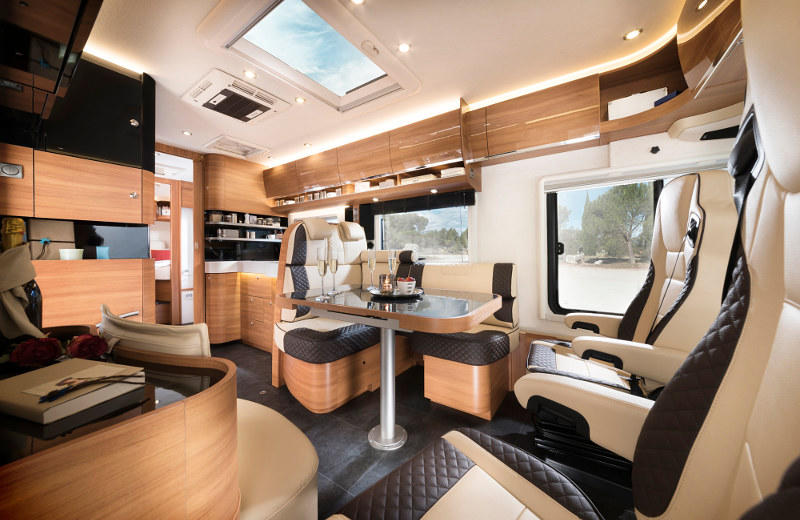 Used Motorhomes For Sale >> Southdowns | New Motorhomes | 2017 Concorde Edition 35 Motorhome