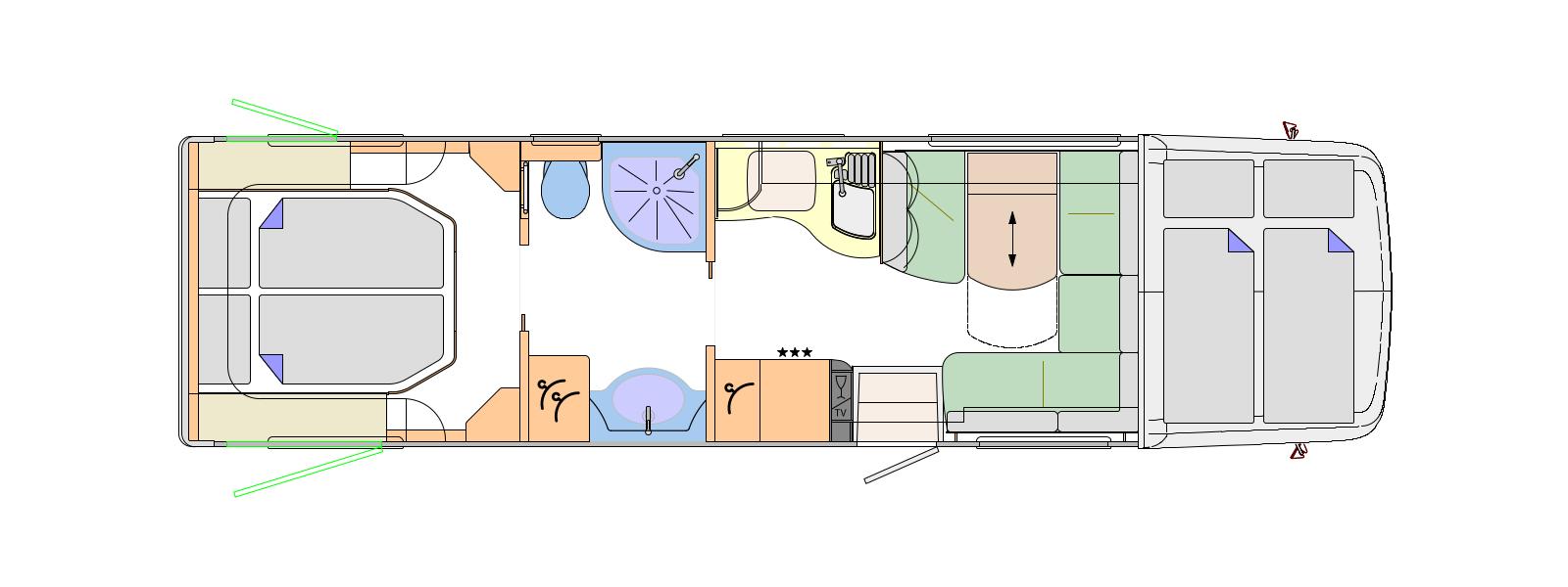 100 Mercedes House Floor Plans 100 One57