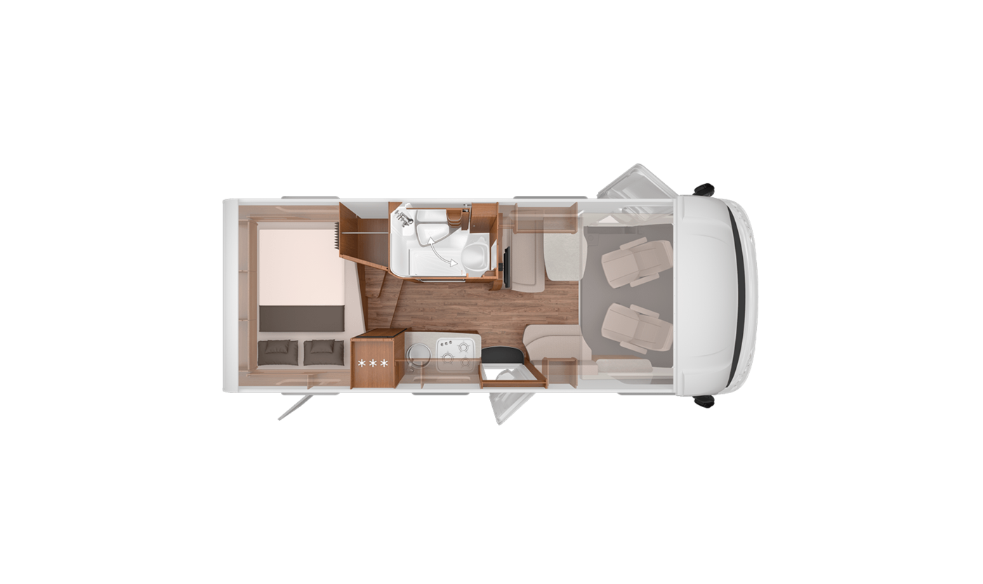 Southdowns New Motorhomes 2018 Knaus Van I A Class Layouts