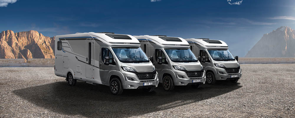 Southdowns Motorhome Centre | Hymer | 2019 Hymer T-Class