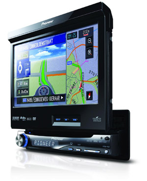 Southdowns Pioneer Satellite Navigation Systems For