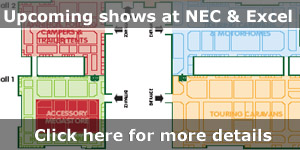 Upcoming Motorhome Shows at NEC Events News