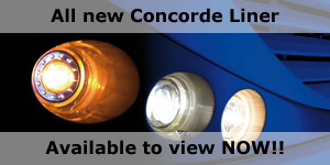 All New Concorde Liner Now In Stock Jus Arrived