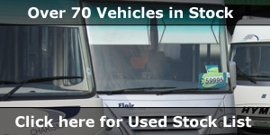 New & Used Motorhomes For Sale In Stock Now