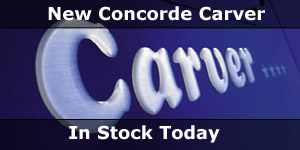 New Concorde Carver Motorhome In Stock Now