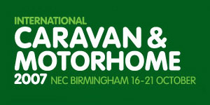 2007 International Caravan & Motorhome Show NEC Event News Story
