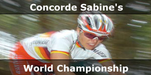 Concorde Motohomes Sponsored Cycle Rider Sabine Spitz World Championship News Story