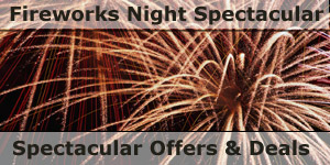 Fireworks Night Spectaculars Special Offer Motorhomes & Camping Accessories