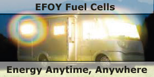 EFOY Fuel Cell Systems and Replacement Cartridges For Sale and Fitting in Our Workshop