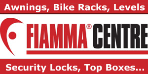 Fiamma Awnings Bike Racks Levels Secuirty Locks Top Boxes For Sale in Our Camping Shop