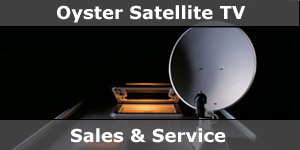 Oyster Satellite TV Systems for Motorhome Sales & Service in Our Workshop