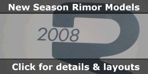 New 2008 Season Rimor Motorhomes For Sale Layouts Specification