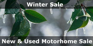 Thw Winter Sale Starts Special Offers on Camper Vans