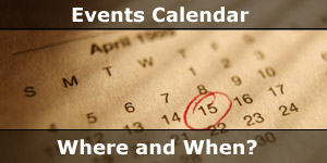 Events Calendar form Southdowns Motorhome Centre