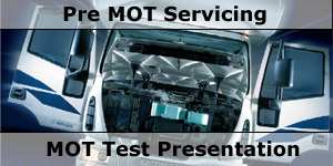Pre MOT Test Servicing & Presentation for Motorhomes