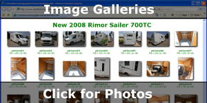 Phot Image Galleries of Motorhomes and Caravans