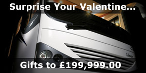 Valetine Gifts Motorhomes For Sale