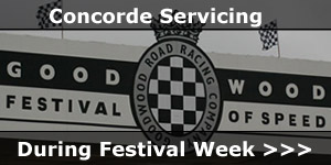Motorhome Servicing During Goodwood Festival of Speed Week News Story