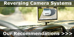 Reversing Camera Systems For Motorhomes Sale & Instal in our Workshop