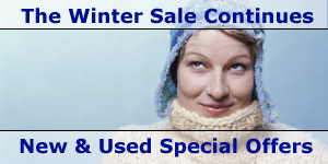 Thw Winter Sale Continues Special Offer motorhomes