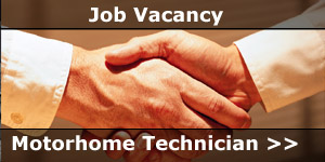 Motorhome Technician Job Vacancy at Southdowns Motorcaravans