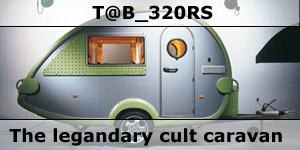 Tab 320RS Legendary Cult T@B Caravan