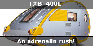 Tab 400 L Caravan An Adrenalin Rush