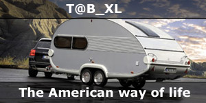 Tab XL Caravan The American Way Of Life