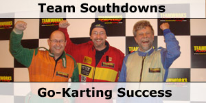 Southdowns Motorhome Centre Go-Karting Sucess New Story