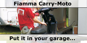 Fiamma Carry Moto Motorcycle & Scooter Carry System for Motorhomes