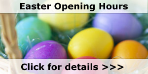 Easter Weekend Shop Opening Hours at Southdowns Motorhome Centre News Story