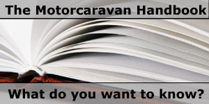 Motorhome Handbook Instruction Guide Help