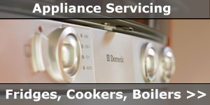 Motorhome & Caravan Appliance Servicing in Southdowns Workshop