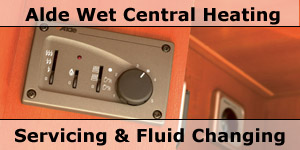 Alde Wet Central Heating System Servicing & Maintenance in our Workshop