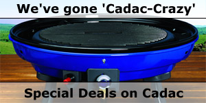 Special Offers on Cadac Outdoor Cooking Equipment