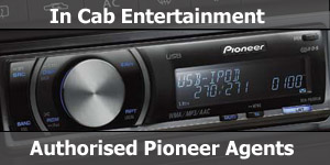 Pioneer Motorhome In Car Entertainment ICE Audio Visual System Installation