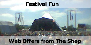 Going to Glastonbury Mud Festival in a Motorhome Special Offers