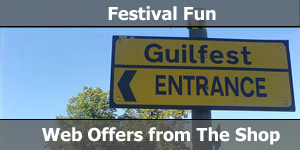 Going to Guildfest Festival in a Motorhome Special Offers