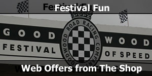 Going to Goodwood Festival of Speed in a Motorhome Special Offers