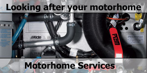 Motorhome Service Schedule Inspection & Habitation Checks