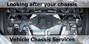 Motorhome Workshop Routine Chassis Base Unit Servicing Maintenance