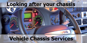 Motorhome Workshop Routine Chassis Base Unit Servicing & Maintenance