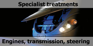 Forte Specialist Motorhome Engine Transmission Steering Treatment
