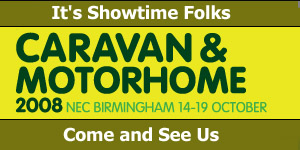 2008 National Caravan & Motorhome NEC Event