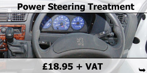 Forte Specialist Motorhome Power Steering Problem Treatment