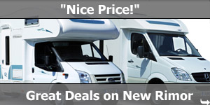 Rimor Motorhomes Nice Price Special Offers