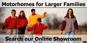 Larger Family Motorhome Online Stock List Search