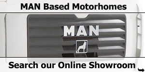 MAN Chassis Motorhome Base Unit